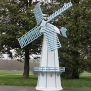 Amish-Made Extra-Large Windmills standing 10 feet tall