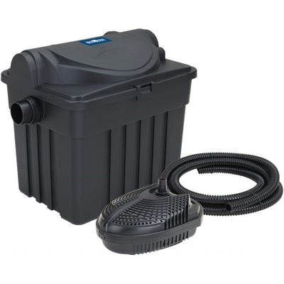 Bermuda Pond Filter Kit with Pump, Filter and UV Clarifier