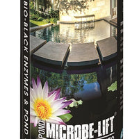 Microbe-Lift® Bio-Black Enzymes & Pond Colorant, 16 Ounces