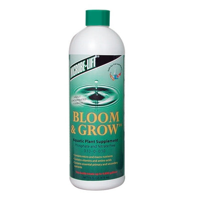 Microbe-Lift® Bloom & Grow™ Aquatic Plant Supplement, 16 Ounces