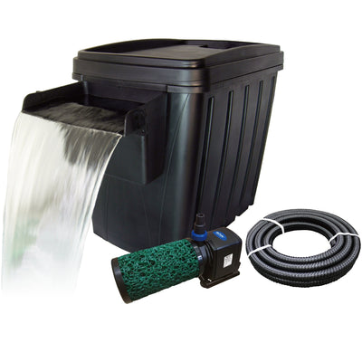 Matala BioSteps Plus-W Waterfall Filter Kit