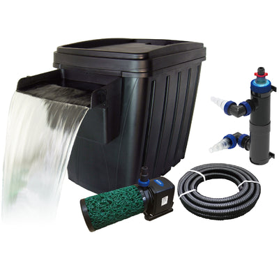 Matala BioSteps Premium Waterfall Filter Kit