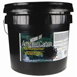 Microbe-Lift® Bulk Activated Carbon Pellets, 9.75 Pounds
