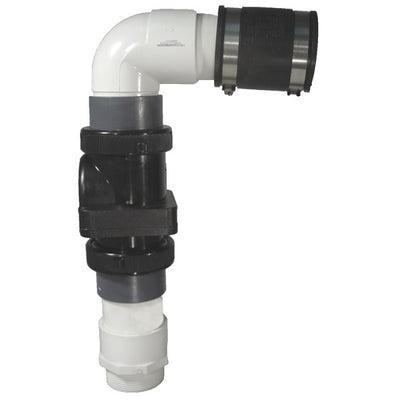 Complete Aquatics Dual Union Check Valve Kits