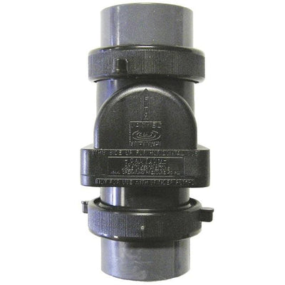 Complete Aquatics Check Valves for vertical or horizontal use