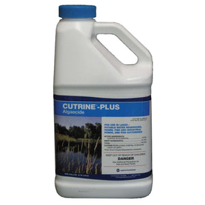 Cutrine Plus Liquid Algaecide, Gallon