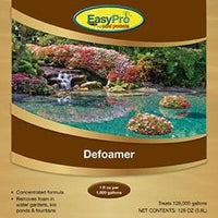 Product Label for Gallon Size EasyPro Concentrated Defoamer
