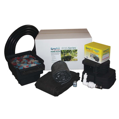 EasyPro Eco-Series Complete Pond Kits