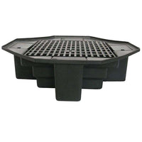 EasyPro Lightweight Basins with Bench Grating