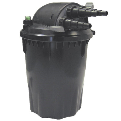 Complete Aquatics SureClear™ Pressure Filter with UV Clarifier & Back Flush