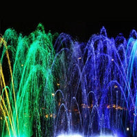 ProEco 12V Programmable Color-Changing LED Pond and Fountain Light Kits