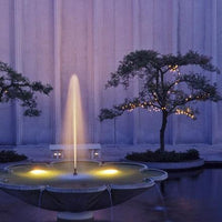 ProEco 24V Programmable White LED Pond and Fountain Light Kits