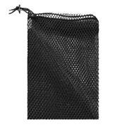 Helix Life Support Mesh Media Bag with Drawstring