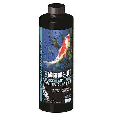 Microbe-Lift® Flocculant PLUS Water Clarifier, 16 Ounces