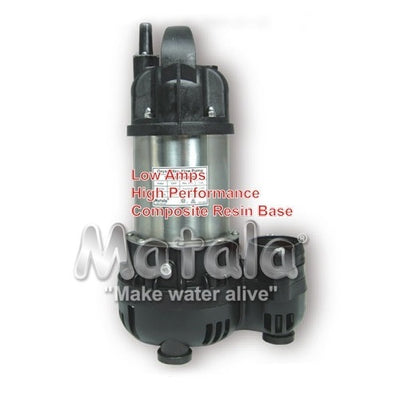 Matala Geyser Max-Flow Pump Replacement Parts