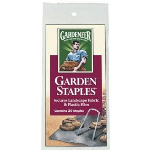 Dalen® Garden Staples, Package of 20