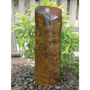 "EasyPro Tranquil Decor 35"" Natural Basalt Fountain Kit"