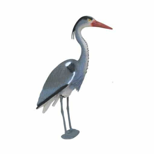United Aquatics Blue Heron Decoy