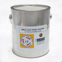Hecht Rubber Corp Herco Fish Pond Coating, Gallon Can