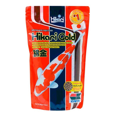 Hikari® Gold Special Color Enhancing Diet