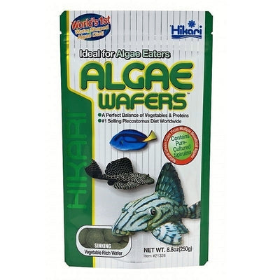 Hikari® Algae Wafers™ Vegetable and Protein Diet for Algae Eaters
