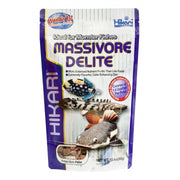 Hikari® Massivore Delite™ for Bottom Feeding Carnivores, 13.4 Ounces