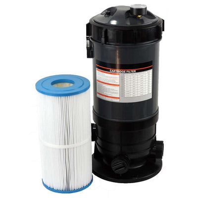 ProEco 35gpm Mechanical Cartridge Filter