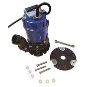 Tsurumi Cleanout Pump with Residue Kit