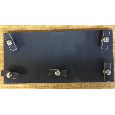 Helix Life Support Pond Skimmer Removable Weir Block Plate
