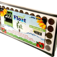 Hydrofarm® Jump Start Smart Float 55-Cell Grow Tray with Plugs