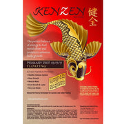 Kenzen Koi Food Primary Diet Floating, 40 Pounds — Full Case of (4) 10 Pound Bags