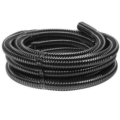 Black Vinyl Kink-Free Tubing, MM/UK Sizes - Sold by the Roll