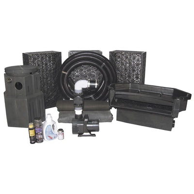 Complete Aquatics Professional Pond-Less Kits