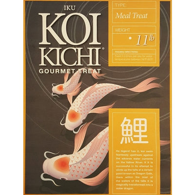 Koi Kichi Meal Worm Gourmet Treats, 11 Pound Bag