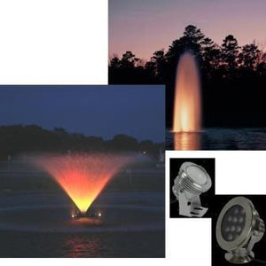 ProEco 4-Light Sets to fit Airmax® EcoSeries™ Floating Fountains