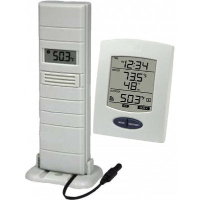 Versatile Wireless Thermometer