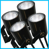 Kasco® Composite 4-LED Universal Lighting Kits
