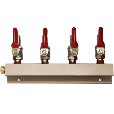 Anjon Manufacturing LifeLine™ 4-Way Manifold