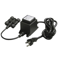 Complete Aquatics 30 Watt Quick Connect Transformer with 5-Way Splitter