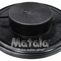 Bottom view of Matala Hakko Self-Weighted Diffuser Discs
