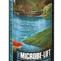 Microbe-Lift® Bio-Blue Enzymes & Pond Colorant, 16 Ounces