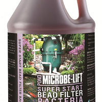 Microbe-Lift® Super Start Bead Filter Bacteria, Gallon