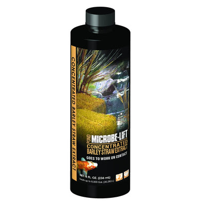 Microbe-Lift® Concentrated Barley Straw Extract, 8 Ounces