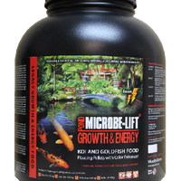 Microbe-Lift® Legacy Growth & Energy Fish Food with Color Enhancers, 5.25 Pounds
