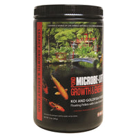 Microbe-Lift® Legacy Growth & Energy Fish Food with Color Enhancers, 12 Ounces