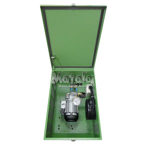 Matala MRV-30C1 Rotary Vane Compressor with Cabinet Kit