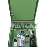 Matala MRV-60C1 Rotary Vane Compressor with Cabinet Kit