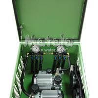 Matala MRV-60C2 Rotary Vane Compressor with Cabinet Kit