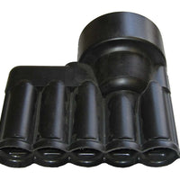 "EasyPro 6"" Multi-Vent Outlet to 3"" Pipe (MV6EO)"
