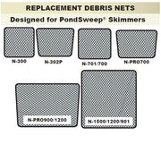 Generic Replacement Debris Nets for PondSweep® Skimmers